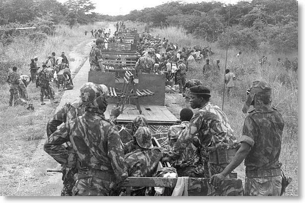 O ataque a Angola – 15 de Março de 1961 – Evocação