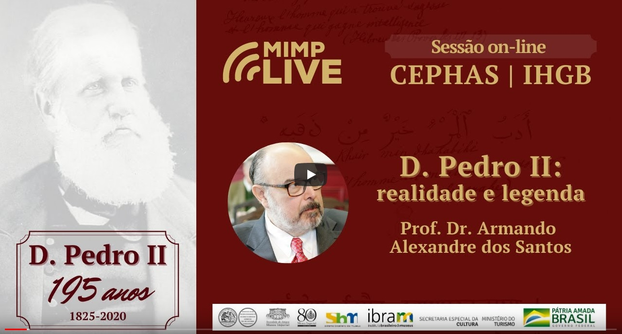 D. Pedro II: realidade e legenda