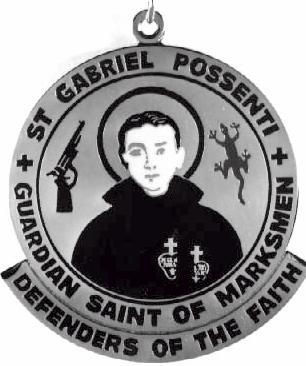 São Gabriel Possenti: padroeiro da juventude e dos cidadãos armados