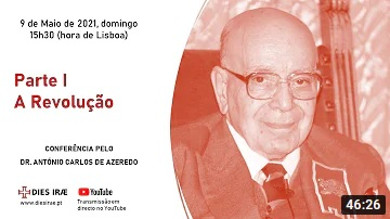 «Revolução e Contra-Revolução»: Conferência sobre a Parte I (Revolução) da obra de Plinio Corrêa de Oliveira