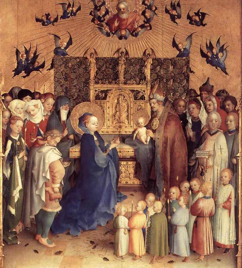 O amor às crianças é fruto abençoado da Cristandade Medieval