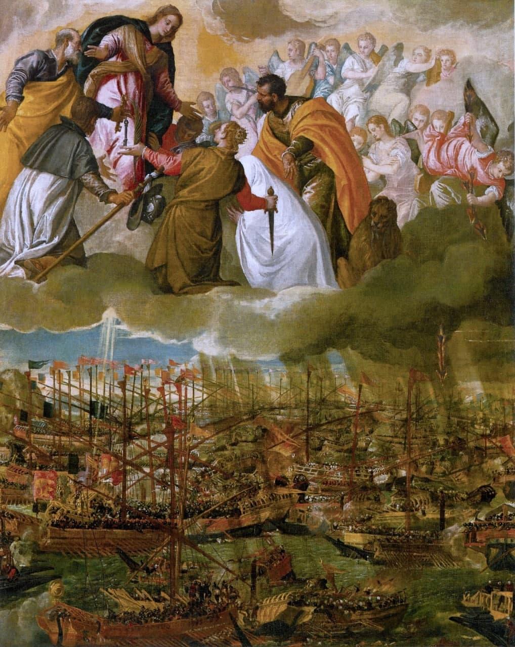 7 de Outubro: Festa de Nossa Senhora do Rosário e 450º aniversário da Vitória de Lepanto
